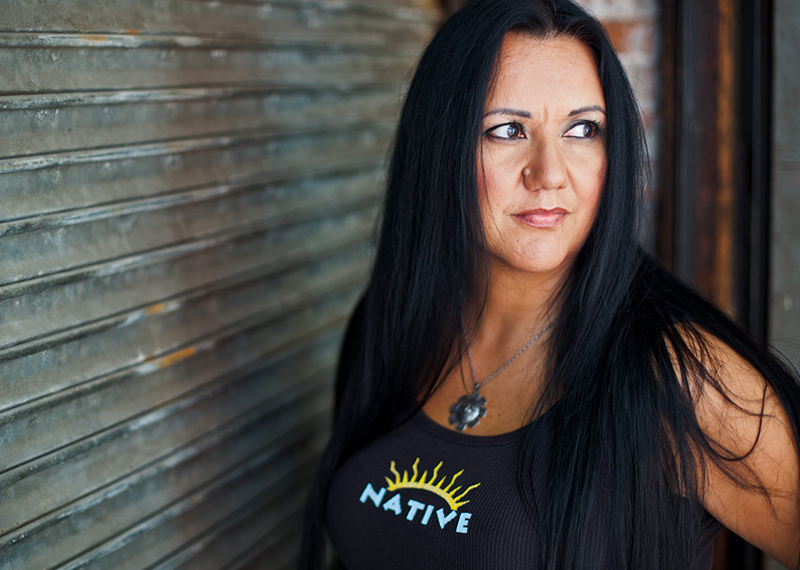 Cheryl Bear - Nadleh Whut'en First Nation