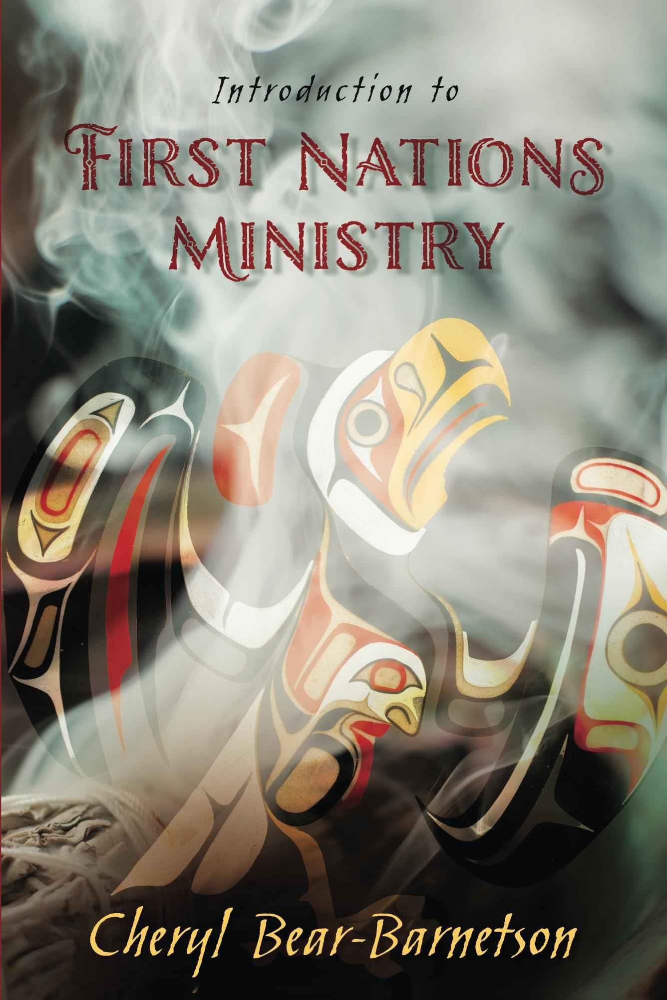 Introduction to First Nations Ministry Cover